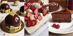 Recepty Abecedně Minis, Waffles, Cheesecake, Pudding, Cupcakes, Baking, Breakfast, Desserts, Russian Recipes