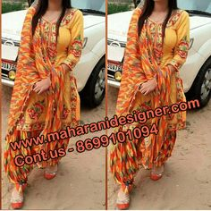 #DesignerSalwarsuitOnline #PartywearSalwarSuit #NewlatestSalwarsuitOnline #StylishSalwarsuitOnline Maharani Designer Boutique  To buy it click on this link http://maharanidesigner.com/Anarkali-D…/salwar-suits-online/ Rs - 5500 Fine Cotton shirt with machine work Printed Dupatta and salwar Machine Work with Printed salwar & Dupatta Available in All Colors Fine Quality fabric  For any more information contact on WhatsApp or call 8699101094 Website www.maharanidesigner.com