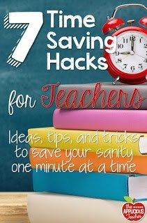 7 time saving hacks for teachers back to school ideas образо Classroom Hacks, School Classroom, Classroom Decor, Classroom Libraries, Classroom Procedures, Classroom Design, Teacher Organization, Teacher Hacks, Organized Teacher