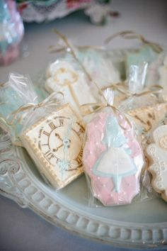 Pastel Alice and Wonderland Party