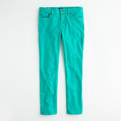 How do you feel about garment dye skinny jeans - love em? hate em?