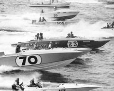 1971 Cigarette Racing 28 Open Classic Offshore Boat
