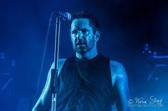 Nine Inch Nails - Metal-Fotos von Florian Stangl - Where Music Meets The Eye Fotos 2014 - Nine Inch Nails Rock Im Park