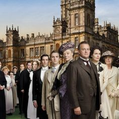By Miz Booshay. Downton Abbey comes and goes way too quickly for most of us, doesn't it? I have watched all of the following programs many times. Some I like and most I love! There are numerous var...