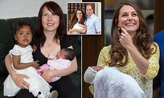 Monika Tano gives birth on same day as Kate Middleton for SECOND time | Daily Mail Online