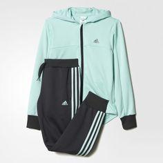 adidas - Trainingsanzug mit Kapuze