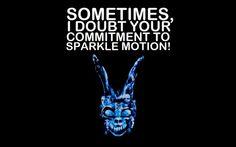 Sparkle Motion!