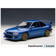 1998 Subaru Impreza 22B (blue) (upgraded version)