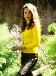 Natalie Wood is considered one of the most beautiful women ever, if not thee most beautiful woman ever. Her petite, curvy body enhanced her. Hollywood Star, Old Hollywood Glamour, Classic Hollywood, Hollywood Life, Natalie Wood, Elsa Peretti, Carolina Herrera, Hollywood Actresses, Actors & Actresses