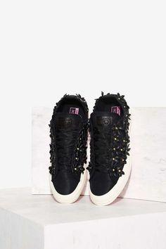 5b6d02de37d5 Converse x PatBo Chuck Taylor All Star Embellished Sneaker
