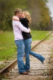 I would love to do some railroad poses