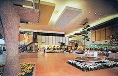 Chris-Town Shopping Plaza, Arizona circa 1962