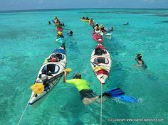 Belize Necky Kayaks