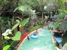 Kontraktor Waterpark: KOLAM OMBAK WATERPARK DI JAKARTA