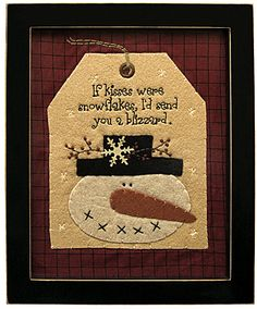 Blizzard Sampler - Kruenpeeper Creek Country Gifts
