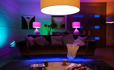 Philips Hue white and color ambiance E14 kaarslamp