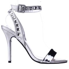 68a7c1b6efd Caparros Cassidy Jeweled Ankle Strap Dres Sandals 903