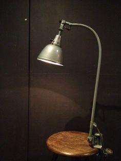 Antique Midgard lamp.