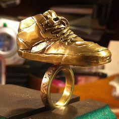 HALF CAB Shoe Ring by ruiandaguri on Etsy, $160.00