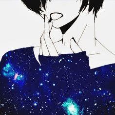 Anime Guy - Galaxy
