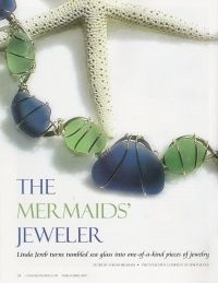The Mermaids Jeweler - though we have had MUCH press in our years online. We are WAY proud of this article!
