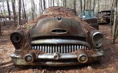 Busted Buick by rpost61 on deviantART