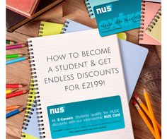 How to become a student & get endless discounts for £21.99! - Emma Mumford - Coupon Queen's Blog