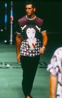 Armand Basi Summer Collection 1993
