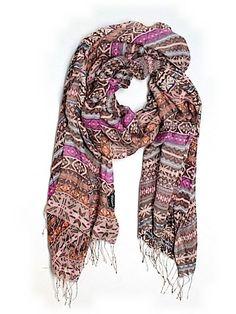 Tolani Women Silk Scarf One Size