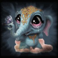 Cute elephant with butterfly tattoo idea Image Elephant, Elephant Love, Elephant Art, Elephant Tattoos, Cute Animal Drawings, Cute Animal Pictures, Cute Drawings, Cute Fantasy Creatures, Cute Creatures