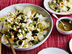 Holiday Salad recipe from Giada De Laurentiis via Food Network