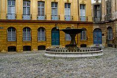 Aix-en-Provence, via Flickr.