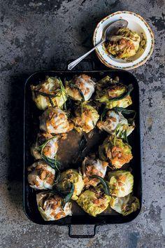 Ouma's cabbage frikkadels