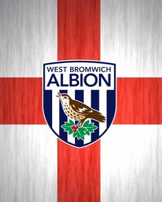 West Bromich Albion FC club and country wallpaper St George Flag, West Bromwich Albion Fc, Football Team Logos, Premier League, Club, Wallpaper, Fifa, England, Country