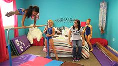 TumblTrak - Cheerleading, Dance and Gymnastics Equipment
