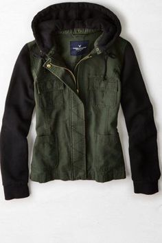 nice AEO Factory Fleece Moto Jacket, Ebony Grey | American Eagle Outfitters