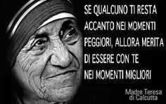 stando kn te nn nego k starei molto meglio. Love Life Quotes, Me Quotes, Smart Quotes, Santa Teresa, Spiritual Thoughts, Special Quotes, Mother Teresa, Love And Respect, Believe In You