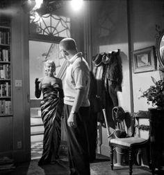 Sur le tournage de The Seven Year Itch 3 - Divine Marilyn Monroe