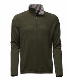 The North Face MT Tam 1/4 Zip Sweater | Bill & Paul's | Grand Rapids, MI