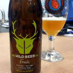 Wild Beer Fresh #cerveja #beer