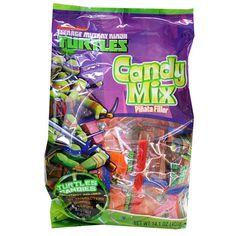 Teenage Mutant Ninja Turtles Pinata Candy Mix: 14.1 oz. Bag
