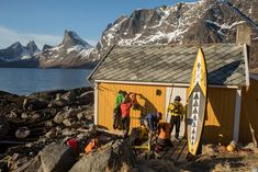 A harrowing expedition in the stunning Arctic wonderland of Lofoten Islands. Lofoten, Archipelago, Arctic, Norway, Mount Everest, Islands, Safari, Wonderland, Cabin