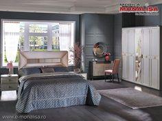 Set Mobila Dormitor de lux moderna Prada original gri antracit Prada, Autumn, The Originals, Furniture, Design, Home Decor, Decoration Home, Fall Season, Room Decor