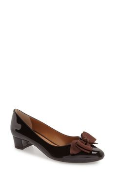 3f8efa4433b J. Reneé  Cameo  Bow Pump (Women) available at  Nordstrom Women s
