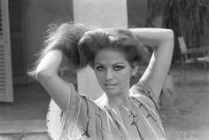 .Claudia Cardinale