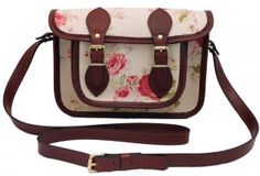 Marlborough Worlds Rose & Leather 11 inch Satchel is handmade in our workshop in England. Satchels, Workshop, England, Range, Luxury, World, Leather, Handmade, The World