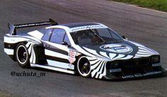 #Konnichiwa  #TurboTuesday  1979 #Lancia Beta Montecarlo Turbo Gr.5  @PrestigeDiesels @Bertieschip  @BCJr @alvpe