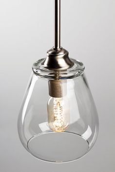 Edison Bulb Pendant Light Fixture Pear by DanCordero on Etsy