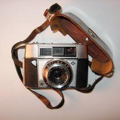 Agfa Optima II 35mm, la cámara de mi padre!