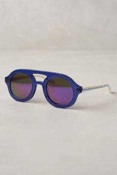 Tsumori Chisato Parthenon Sunglasses #anthrofave #anthropologie.com